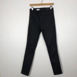 Gap Black Hogh Rise Skinny Jeans